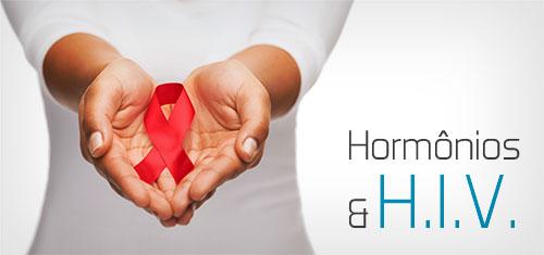 Hormônios e HIV