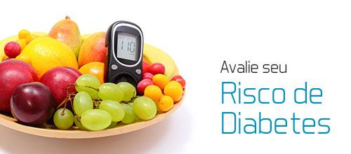 Avaliação de Risco de Diabetes
